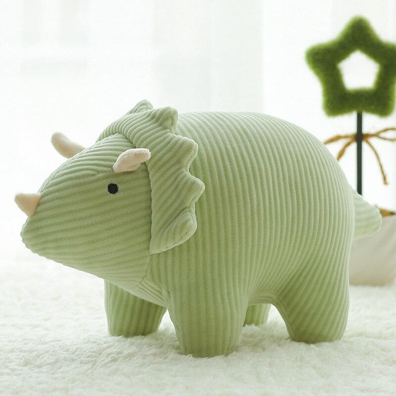 26cm Plush Toys Stuffed Animals Dinosaur Cartoon Cute Doll Child Doll Home Living Room Study Furniture Decoration Gift