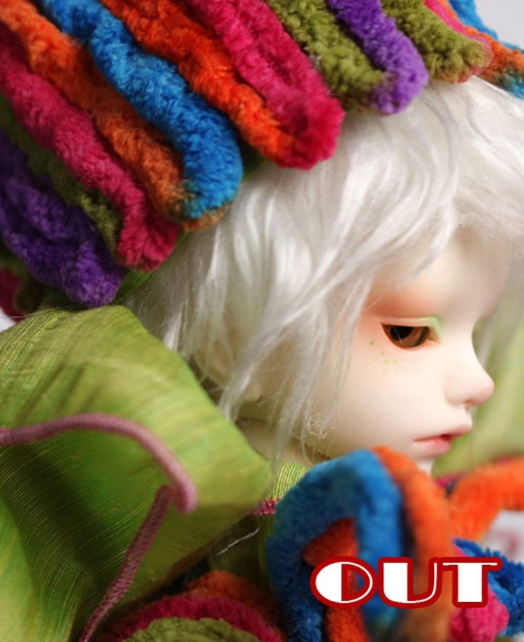 luodoll doll chateau kid hugh bjd / sd 1/4 doll luts volks toy doll Free Shipping