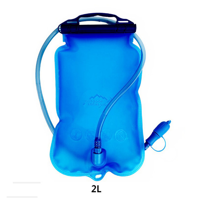 Cycling Rucksack Hydration Pack Water Bladder Bicycle Shoulder Backpack 1.5//2L