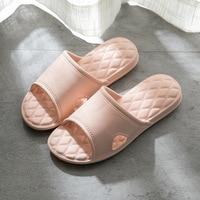 Men's Summer Flat Indoor Massage Slippers Men Home Non slip Slippers