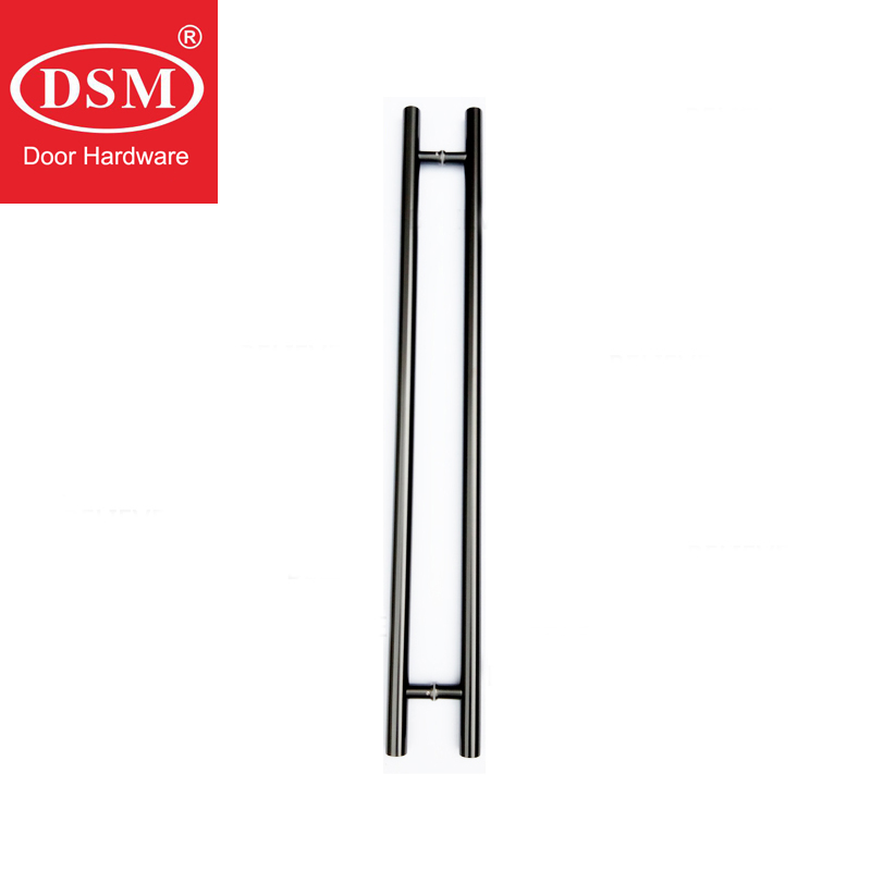 1500mm Black Electroplated 304 Grade Stainless Steel Entrance Door Pull Handle PA-102 For Wooden/Glass/Metal Doors kingfisher readers flight level 4 reading alone