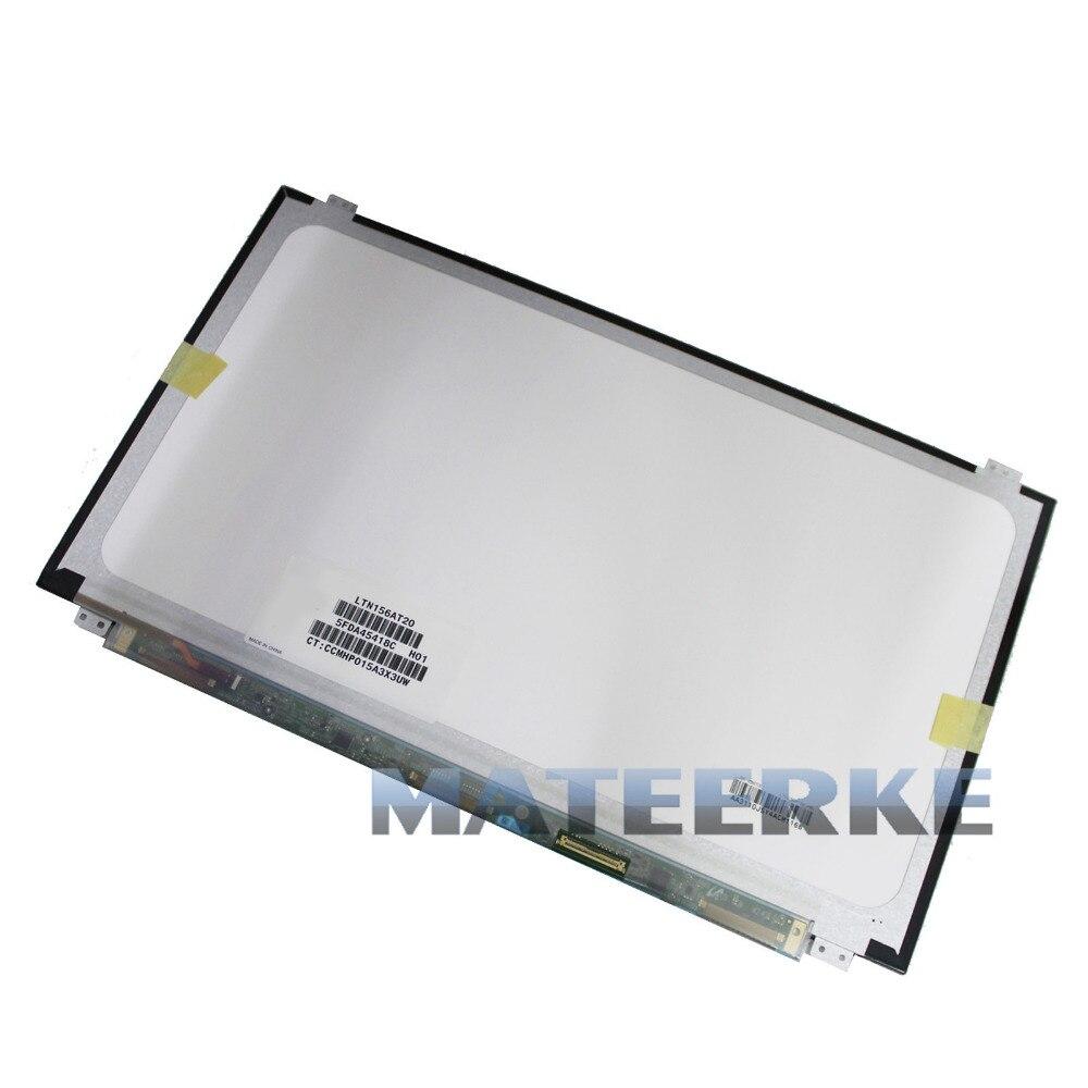 все цены на  B156XW04 V.5 LP156WH3 B156XW03 N156BGE-L41 N156B6-L0D LTN156AT20 LTN156AT30 NEW LED Display Laptop Screen  онлайн