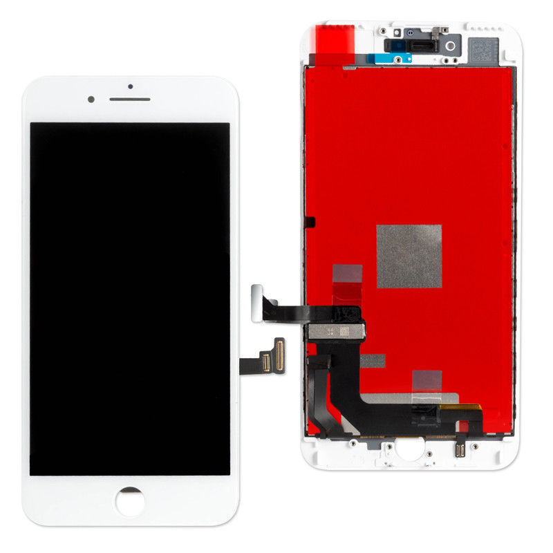 Black White AAAA LCD For Iphone 7p Display Touch Screen Digitizer Replacement Full Assembly for iPhone 7p Lcd With 2Gifts in Mobile Phone LCD Screens from Cellphones Telecommunications