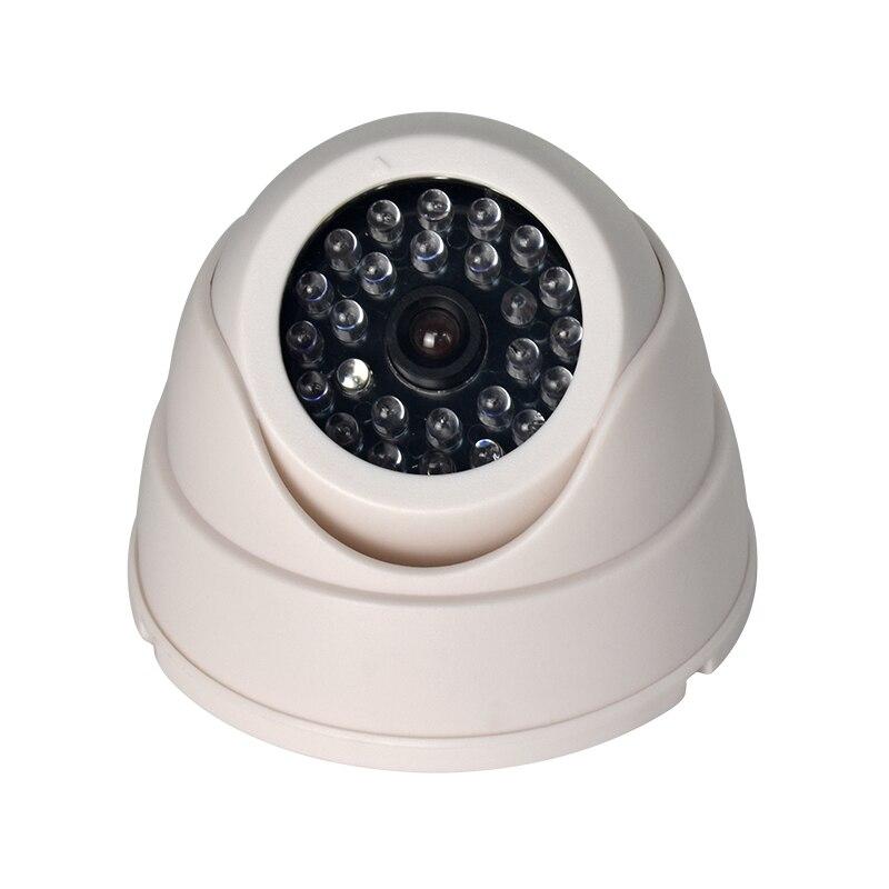 Поддельная камера видеонаблюдения наружная камера видеонаблюдения поддельная имитация манекена камера домашнего наблюдения камера безоп...