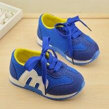 New Children Shoes Girls Boys Sport Shoes Antislip Soft Bottom Kids Fashion Sneaker Comfortable Breathable Mesh(Baby/Little Kid)