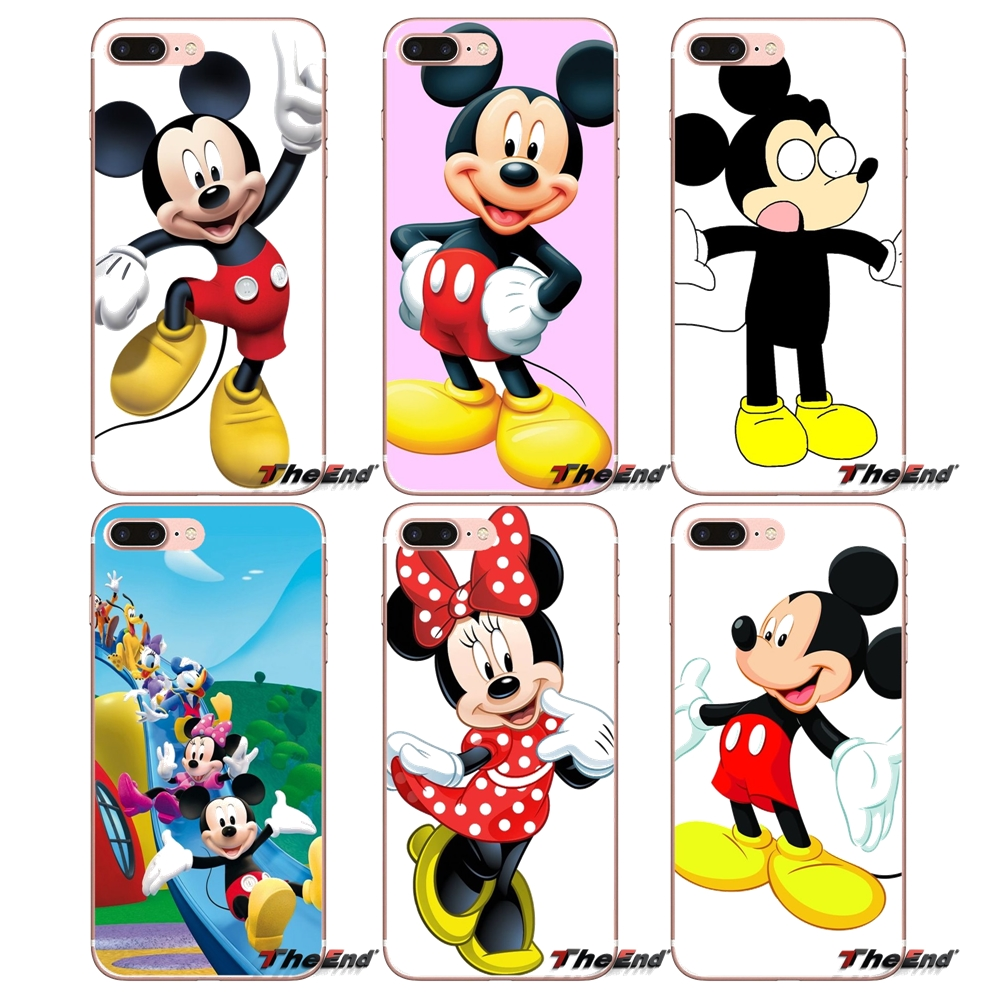 US $0 99 |For Xiaomi Redmi 4 3 3S Pro Mi3 Mi4 Mi4i Mi4C Mi5 Mi5S Mi Max  Note 2 3 4 Cover Coque cartoon mickey mouse Funny Soft TPU Case-in
