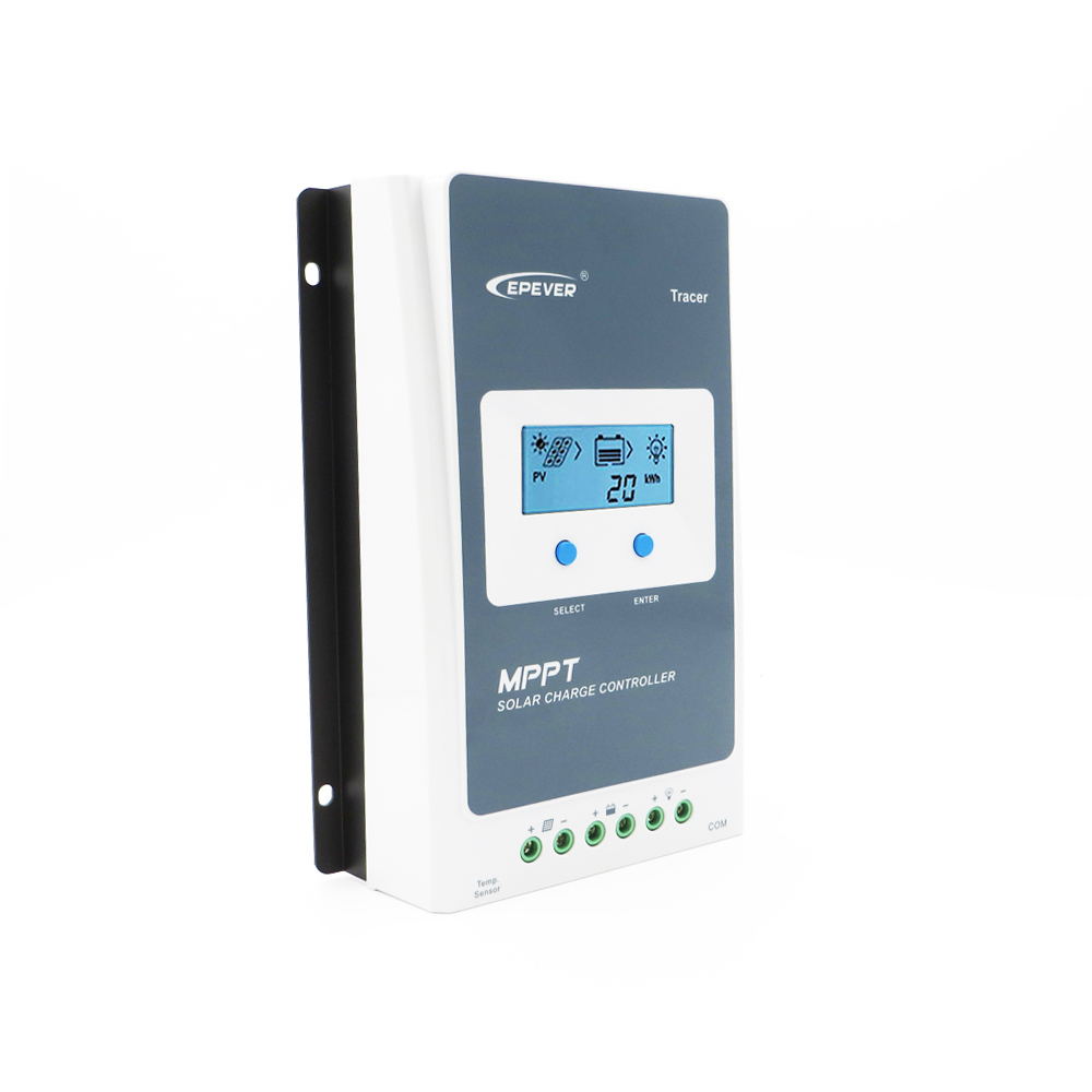 Tracer4210AN 40A MPPT Solar Charge Controller cell battery charger control 4210AN 4210A 12V 24V PC LCD RegulatorTracer4210AN 40A MPPT Solar Charge Controller cell battery charger control 4210AN 4210A 12V 24V PC LCD Regulator