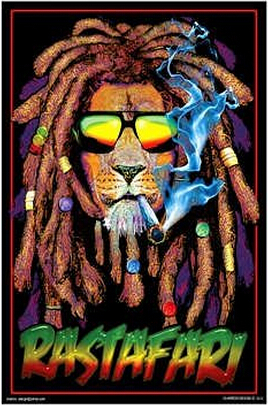 Chinese Rastafarian Popular Rastafa...
