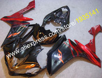 מכירות חמות, להריון ולידה החיפוי לשימוש YZF1000 Yamaha YZF R1 2007 2008 YZF-R1 07 08 חרטום אופנוע סט שלם (הזרקה)