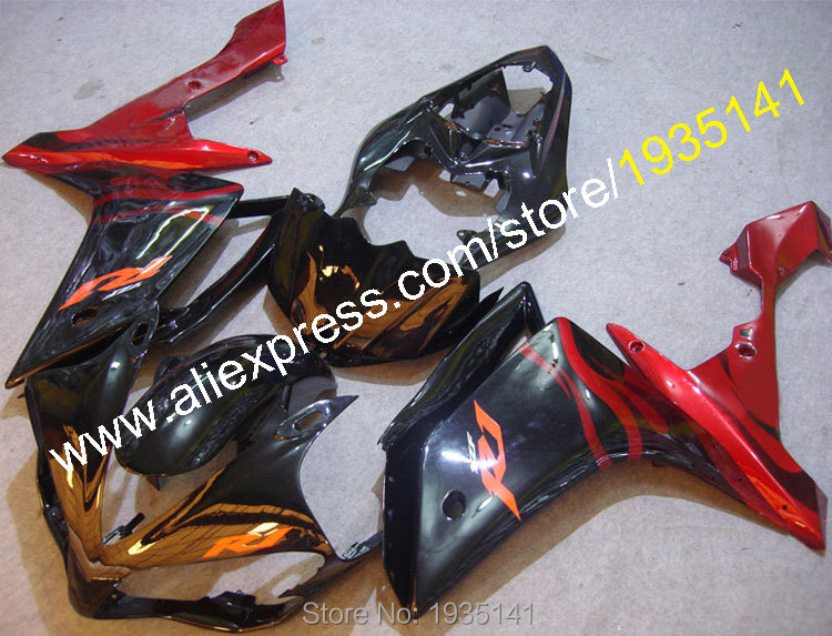 Bodywork cowling For <font><b>Yamaha</b></font> YZF <font><b>R1</b></font> 2007 <font><b>2008</b></font> YZF-<font><b>R1</b></font> 07 08 YZF1000 Motorcycle <font><b>fairing</b></font> Complete set (Injection molding) image