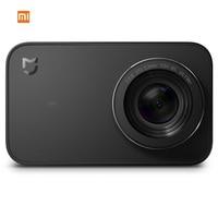 Xiaomi Mijia Mini Sport Action Camera English Version 4K Ramcorder Video Record WiFi Digital Cameras 145 Wide Anglen App Control