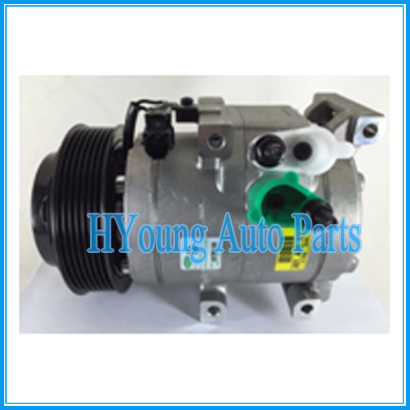 HS20 auto AC Compressor for Kia Hyundai Grand Starex 977014H000 977014H010HS20 auto AC Compressor for Kia Hyundai Grand Starex 977014H000 977014H010