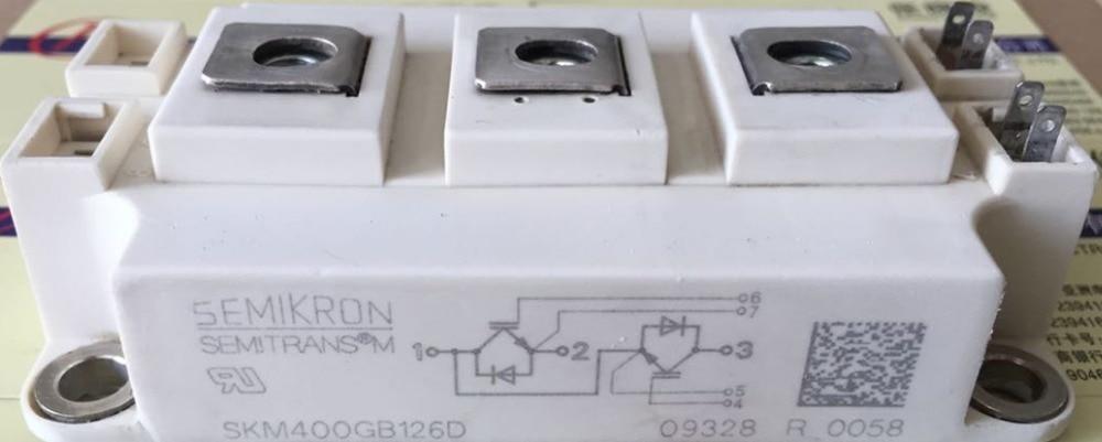 ФОТО SKM400GB126D      Power Modules