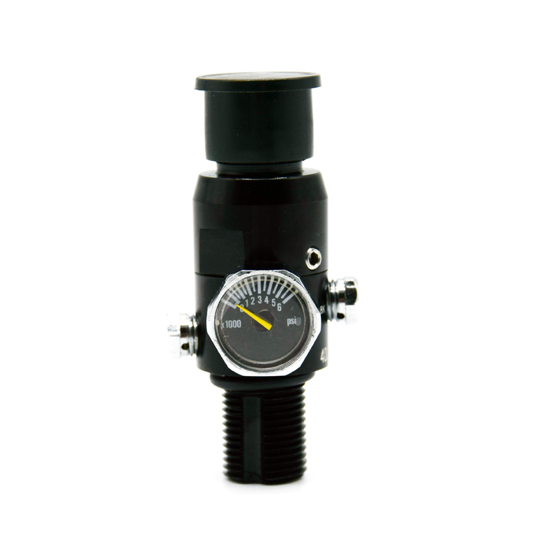 Image 4 - PCP Paintball LP Regulator Low Pressure Valve 100PSI/150PSI/200PSI/300PSI/400PSI/500PSI/600PSI/700PSI/800PSI-in Paintball Accessories from Sports & Entertainment