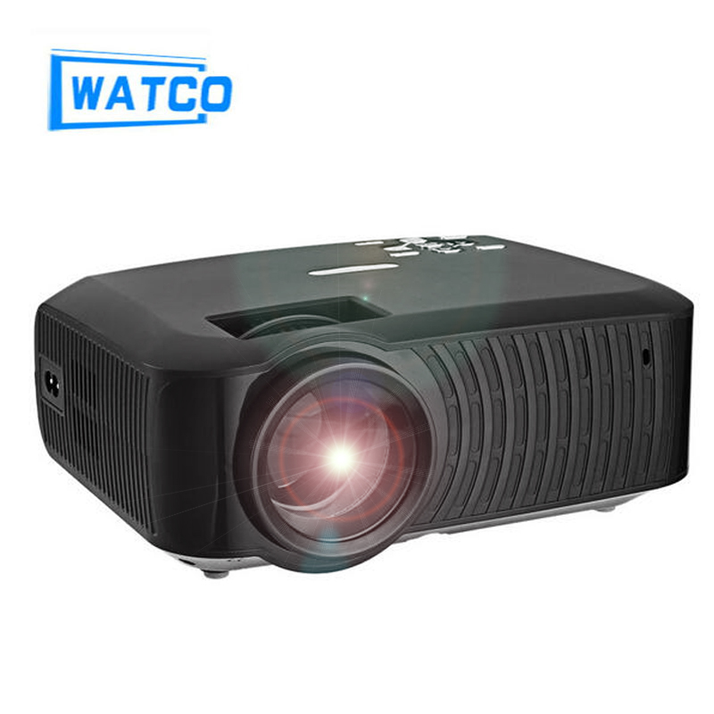 M3 Smart build-in android wifi home theater projector 3000lumens led lamp long life bluetooth cinema projector