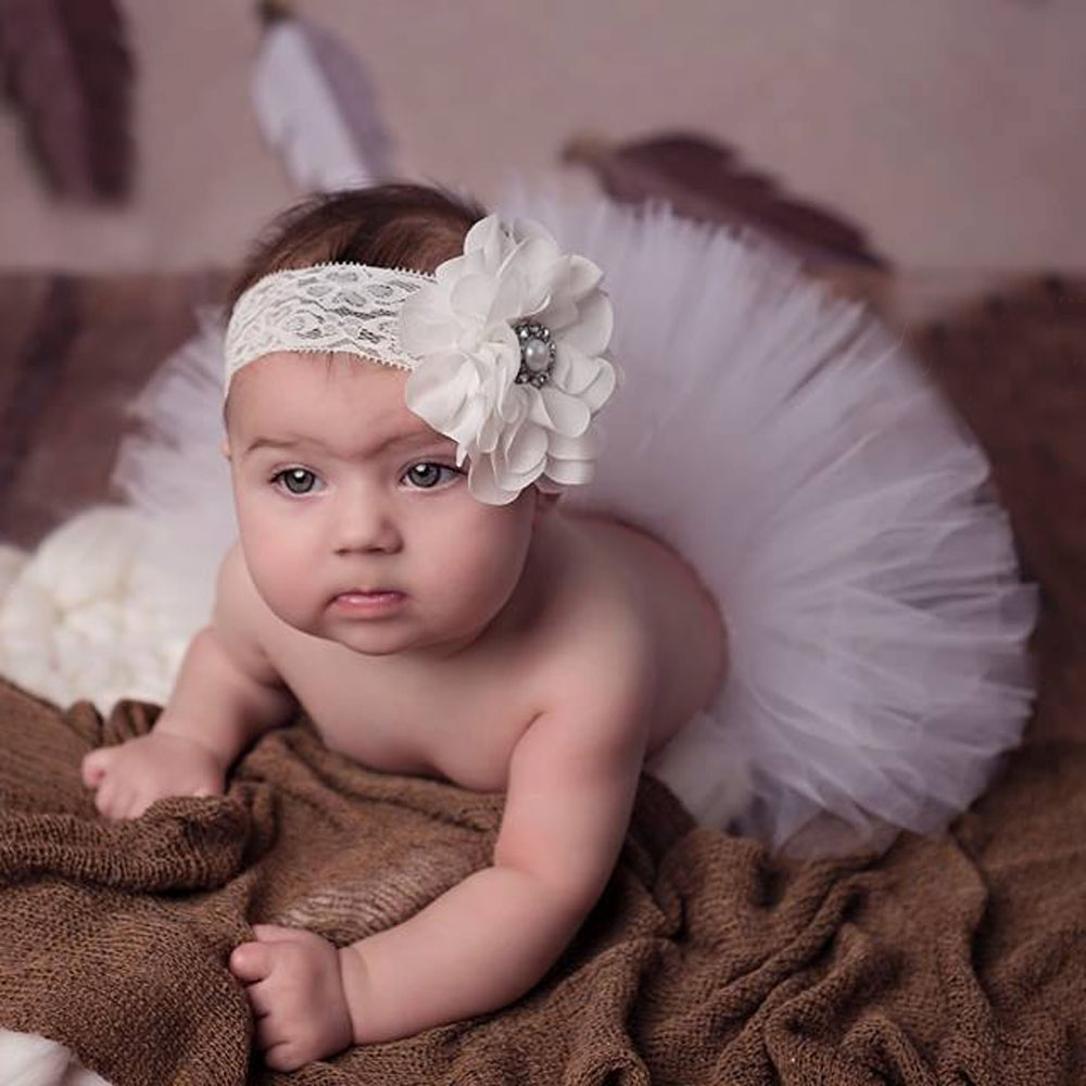 Новорожденные в юбке пачке