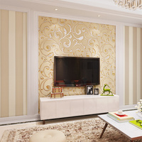 European Deer Skin Wallpaper For Living Room Bedroom 3d Flooring Wall Covering For Bedroom Living Room