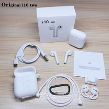 original quality i10 tws i11tws 3D Bass Wireless charge Bluetooth earphone 5.0 Earbuds Touch control For Android iphone air dots
