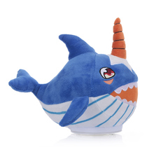 Plush Shark Music Toy Narwhal Moveable Stuffed Baby Family Party Doll Birthday New Year Gift for Kids Pets on Aliexpress.com | Alibaba Group