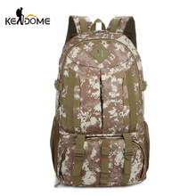 Outdoor Sport Backpack Military Tactics Bag Nylon Male Rucksack Army Bag Camouflage for Travel Hiking Mountaineering tas XA112WD