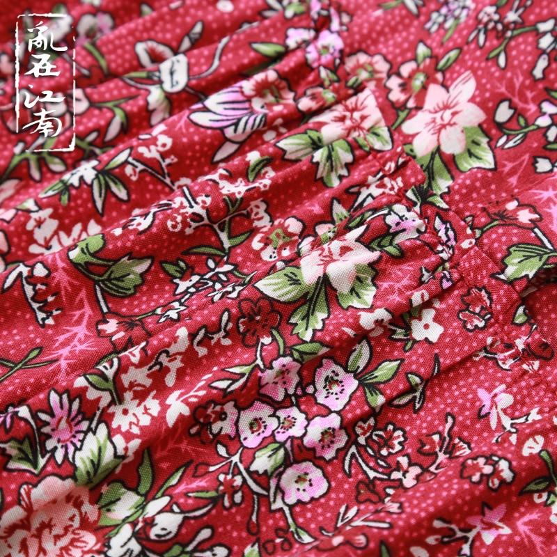 Plus Size Կանացի հագուստ Pure Robe Longue Femme Women - Կանացի հագուստ - Լուսանկար 6
