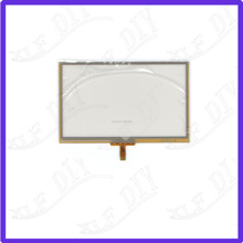 ZhiYuSun AJ3105  4.3inch Touch Screen glass 4 lines  resistive  touch panel   SCREEN sensor цена