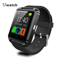Bluetooth Smartwatch U8 Smart Watch WristWatch Digital Sport Player Watch For IOS Android Phone Wearable Electronic