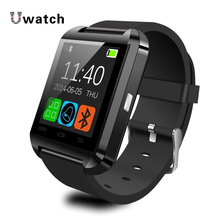 Bluetooth Smartwatch U8 Smart Watch WristWatch Digital Sport Player Watch for IOS Android phone Wearable Electronic Device