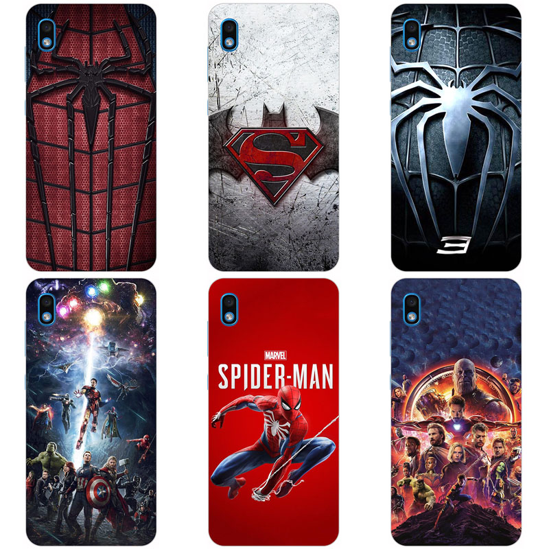 For Samsung Galaxy A10 Case 2019 Cool Print Silicone Soft Tpu Phone Case Cover For Coque Samsung A10 A105f A105g Case Fundas Half Wrapped Cases Aliexpress