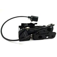 100% nova alta qualidade para a4 a4 quattro s5 s4 r8 q5 a5 rs5 (b8) capô trava trava com micro interruptor 8k0 823 509f 8k0823509e|Chaves do carro e relé| |  -