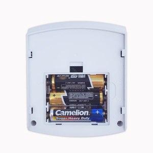 Image 5 - Sensor de umidade de temperatura digital display LCD 470mhz sem fio 433mhz lora longo alcance do controle remoto de temperatura e umidade data logger