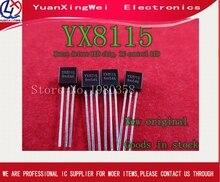 20 יח\חבילה סוללה LED פנס boost IC YX8115 8115 מקורי אותנטי