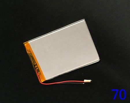 все цены на 357590 3000mAh 3.7V Rechargeable Li-Polymer battery For 7