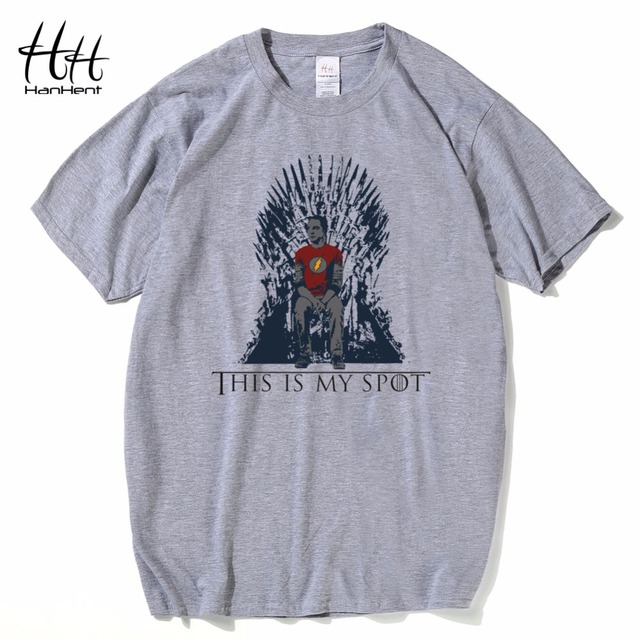 Games Of Thrones, The Big Bang Theory, This Is My Spot, T-Shirt
