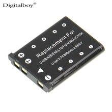 Câmera para Olympus 1 PCS Li-40b Li40b En-el10 Li-42b 40B LI Substituição DA Bateria Fe160 Fe190 Fe210 Fe220 Fe230 Fe240 Fe250