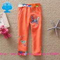 2015 nuevos niños de la marca de invierno pantalones del bebé pantalones largos cartoon legging niños ropa desgaste nova rosa k710 #