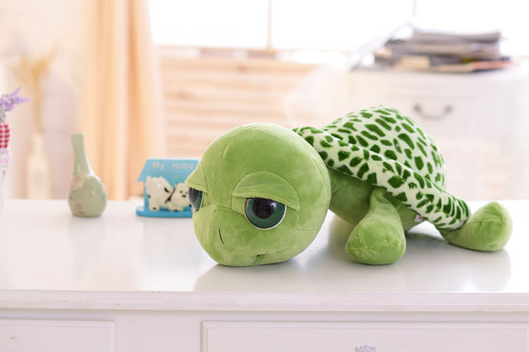 20CM Cute Tortoise Plush Toys Soft Stuffed Turtle Doll Plush Pillow Staffed Children Toys Kids Gift