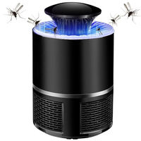 Mosquito killer light Lamps LED USB Anti fly 3DElectronic Mosquito Trap lamp home LED Lure Lamp Mosquito killer Insect trap lamp