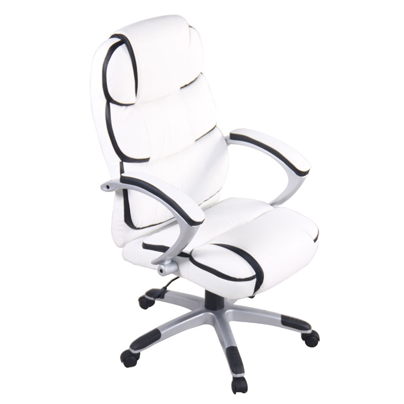 High Back Swivel Office Chair Gas Lift Executive Chair Dropshipping high back executive chair gas lift adjustable office meeting room swivel chair with armrest dropshipping