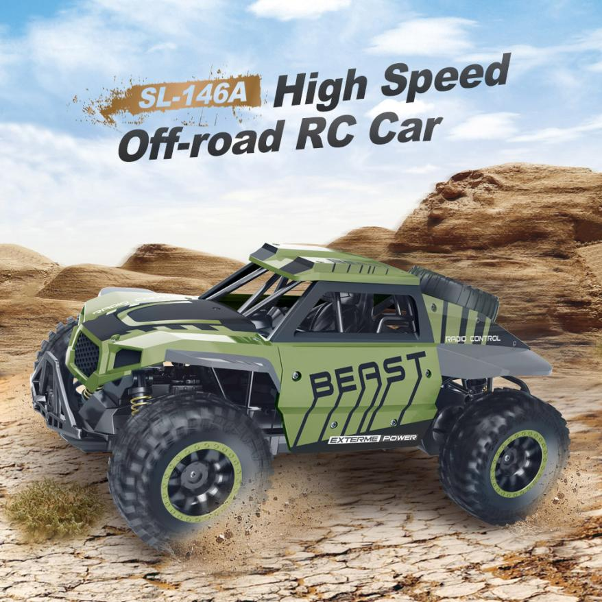 new RC Military Truck Army SL-146A 1:18 Rock Off-Road Racing Vehicle Crawler Truck 2.4Ghz 4WD RC Truck RTR Toy цены