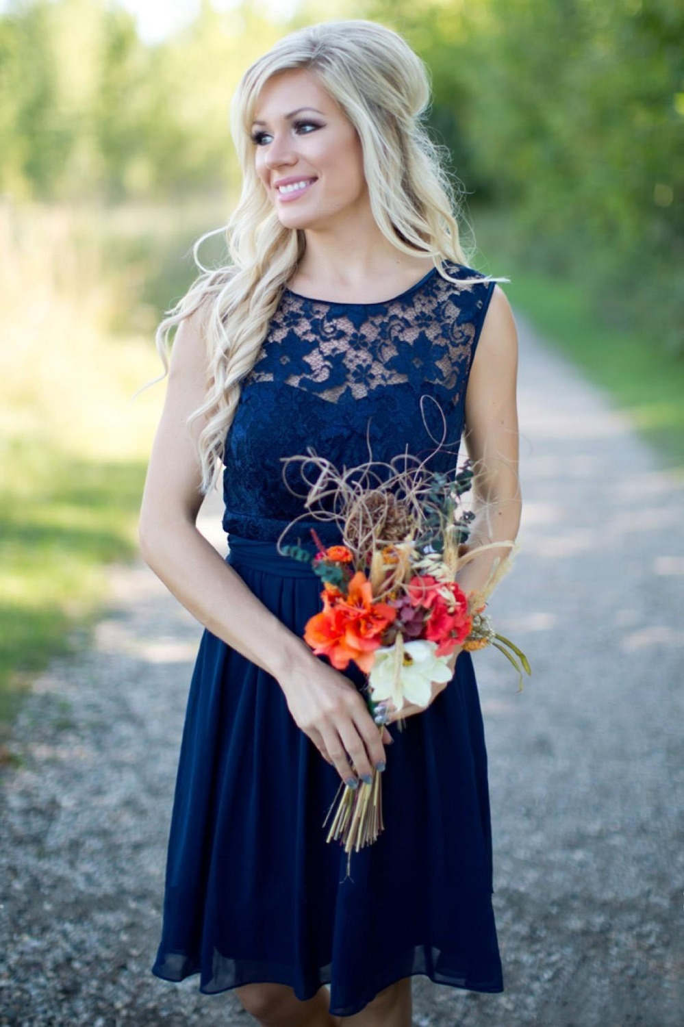 Country Western Bridesmaid Dresses Promotion-Shop for Promotional ...