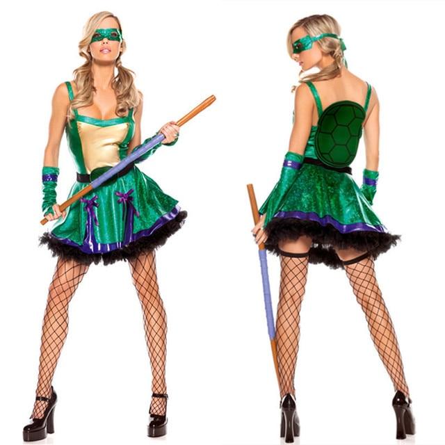 Are adult ninja turtle costume