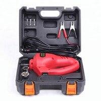 Hot Koop CE ISO ROGTZ DC12V Mini Draagbare Verstelbare Emergency Autoband Quick Change Elektrische Slagmoersleutel Auto Elektrische Aansluiting