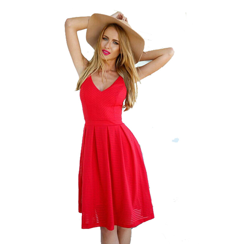 Red Summer Dress | Good Dresses