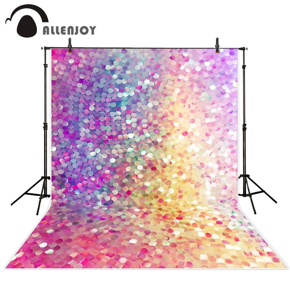 Allenjoy Photography background Sparkling dots graffiti children boy photo space backdrops