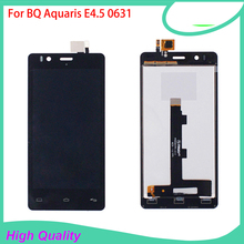 LCD Display Touch Screen Digitizer Assembly For BQ Aquaris E4.5 0631 HD IPS5K0631FPC-A3-E 100%Guarantee Mobile Phone LCDs