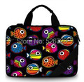 """New 2015 personalized notebook laptop bag case 13""""15""""17"""" handle & messenger dual-use for macbook/hp/acer/lenovo etc."""