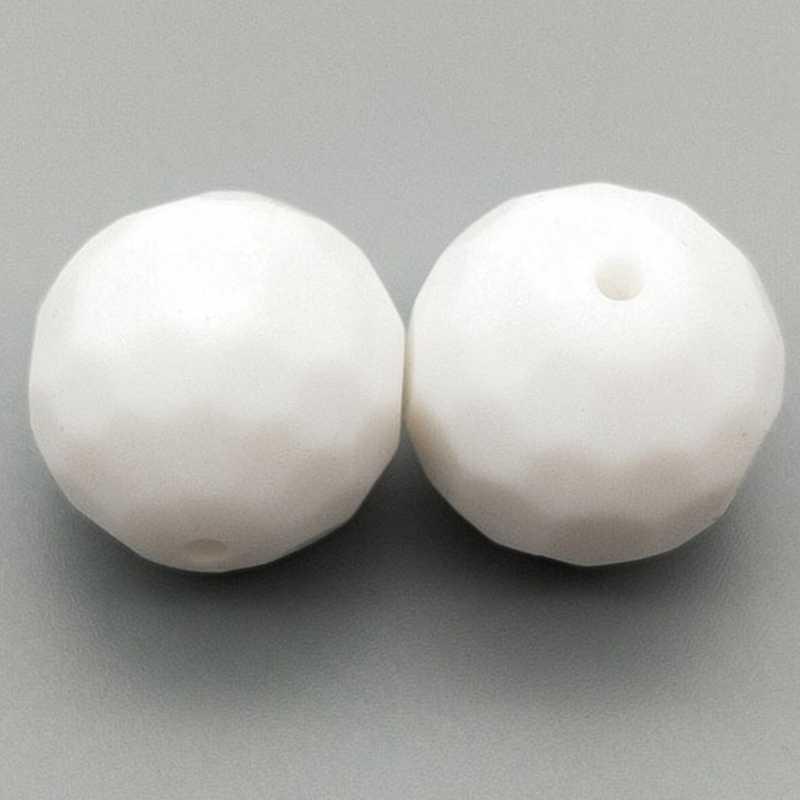 1 piezas ronda perlas de silicona dentición del bebé mordedor bebé DIY juguete bebé ducha regalo collar de cadena de chupete