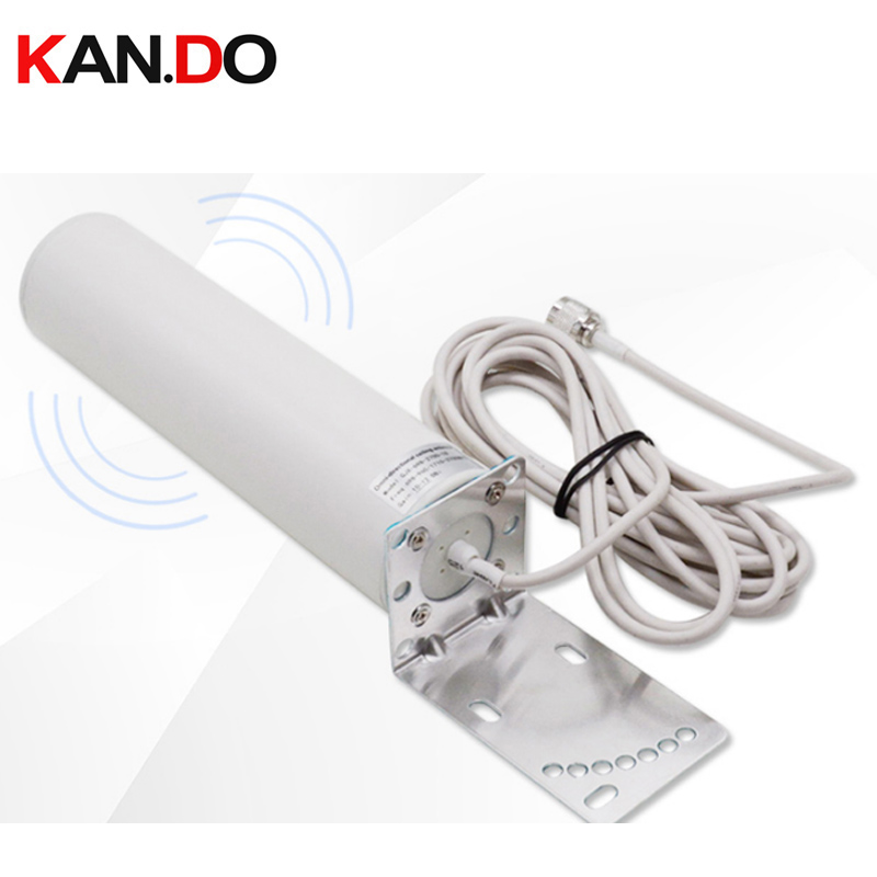 10meter Cable Factory Data 12dbi 4G Antenna Outdoor 698-2700MHz 4G LTE Aerial Omnidirectional Antenne For Router Repeater