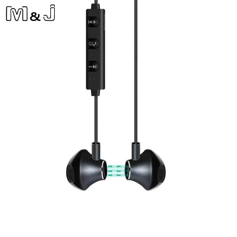 M&J 820 Половина в вухо Бездротові Bluetooth - Портативні аудіо та відео - фото 3